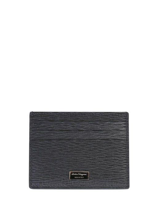 Ferragamo Black Wallet for men