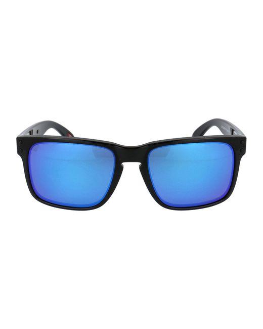 Oakley Blue Metal Sunglasses for men