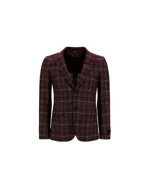 Z Zegna Purple Other Materials Blazer for men