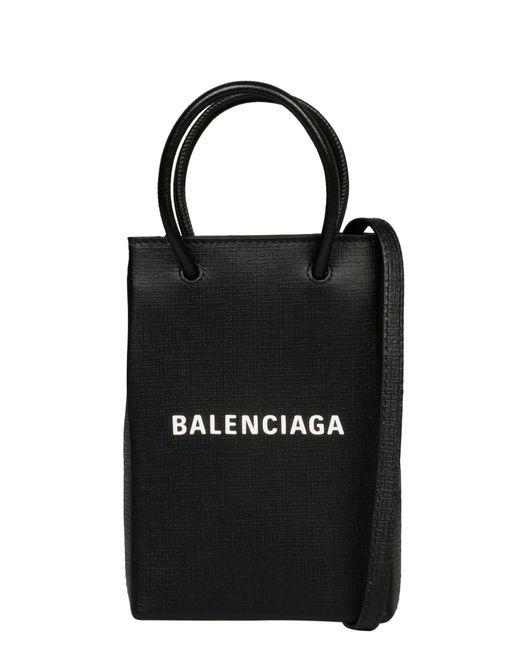 PELLE di Balenciaga in Black