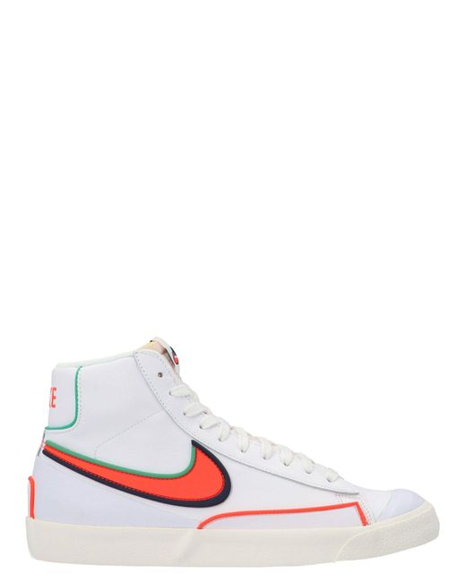 Nike White Other Materials Sneakers for men