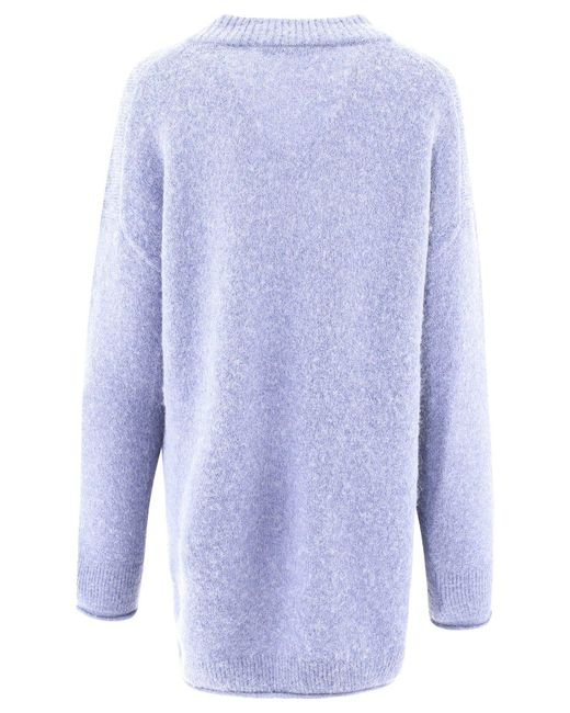 Acne Blue SWEATER