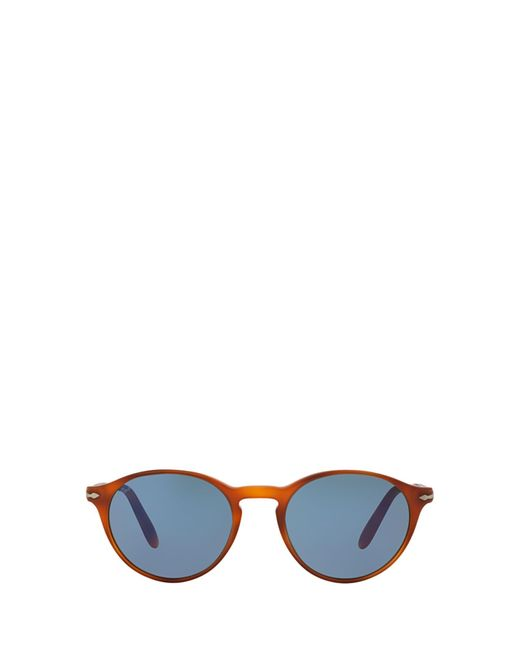 Persol Brown Acetate Sunglasses