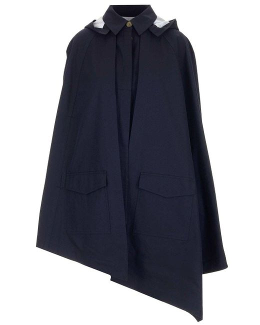 Loewe Blue Other Materials Coat