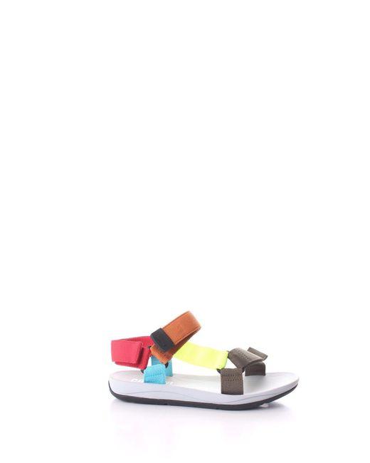 Camper LEDER SANDALEN in Multicolor für Herren