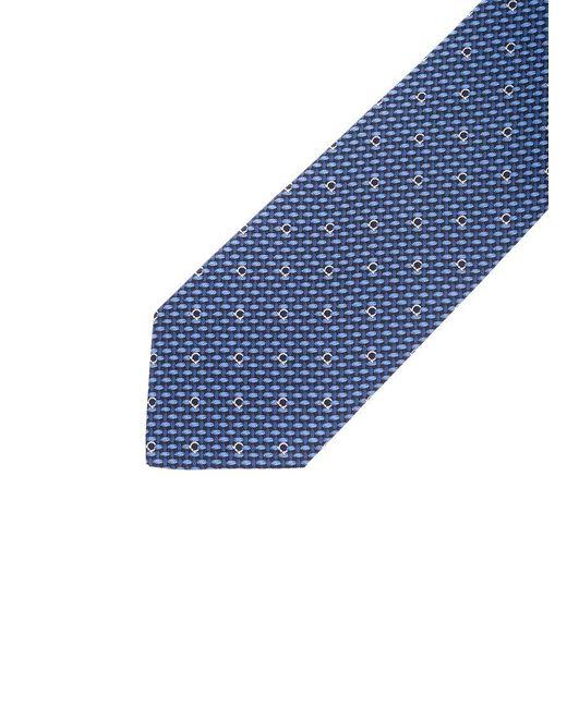 Ferragamo KRAWATTE in Blue für Herren