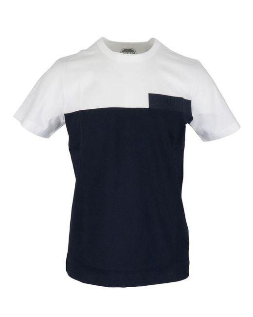 Colmar Blue T-shirt for men