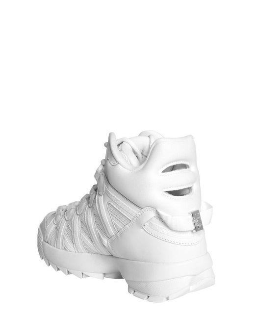 Fila LEDER SNEAKERS in White für Herren