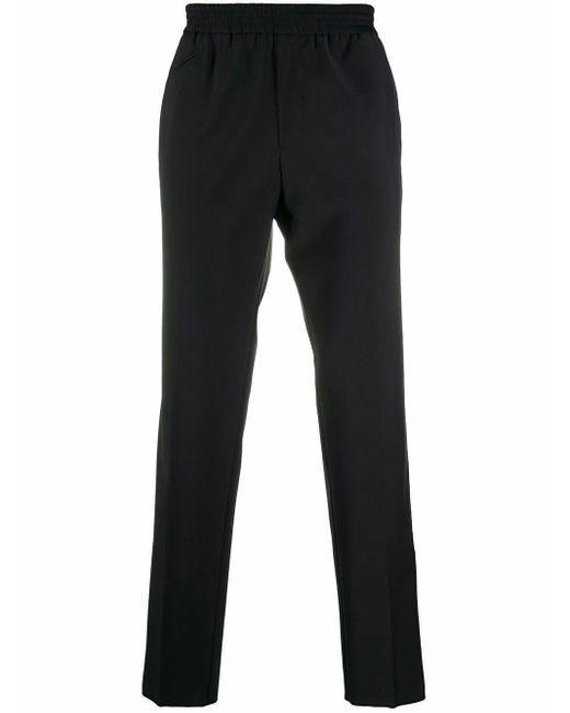 Golden Goose Deluxe Brand Black Cotton Pants for men