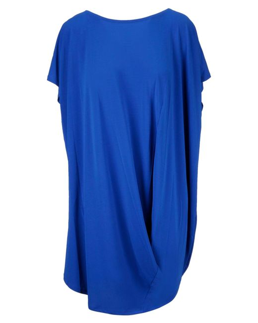 Issey Miyake Blue Other Materials Dress