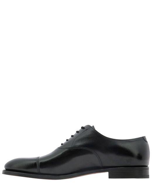 John Lobb 'Becketts' Oxford-Schuhe in Black für Herren