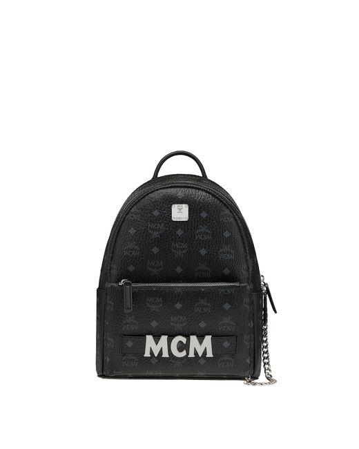 MCM - Black Stark Backpack - Lyst