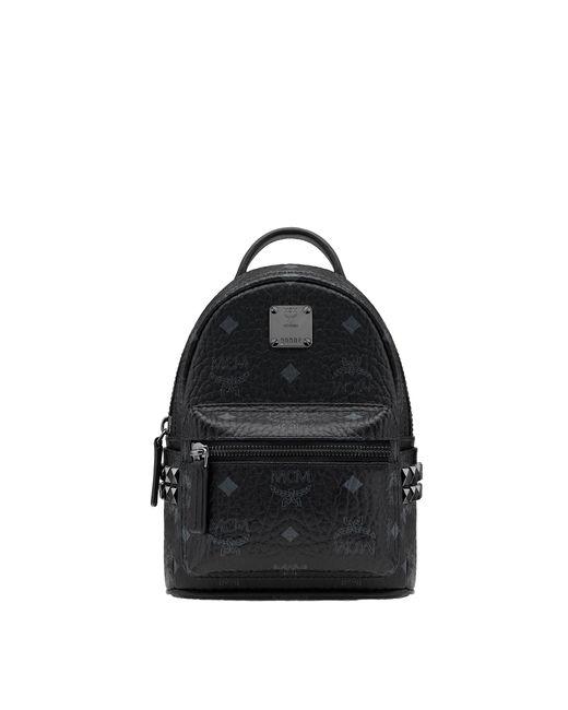MCM - Metallic Stark Bebe Boo Backpack - Lyst