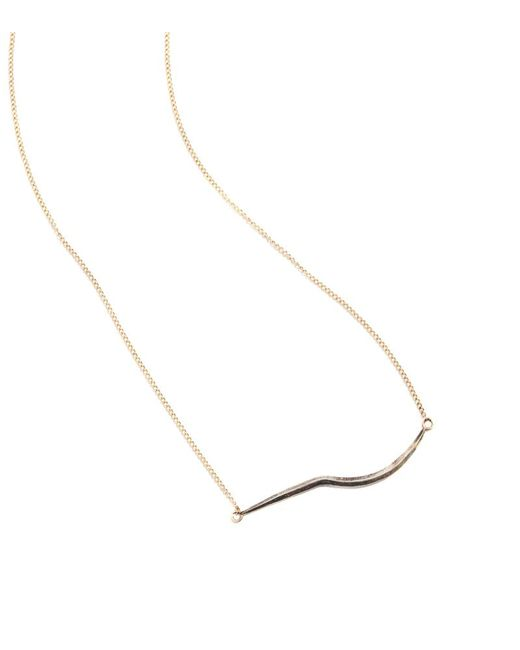 Melissa Joy Manning | Metallic 12 Wooster Styrian Awl Necklace | Lyst
