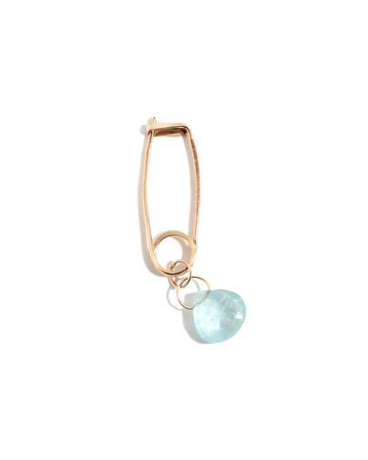 Melissa Joy Manning | Blue Aquamarine Pin | Lyst