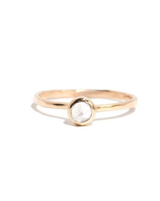Melissa Joy Manning | Metallic Moonstone Ring | Lyst