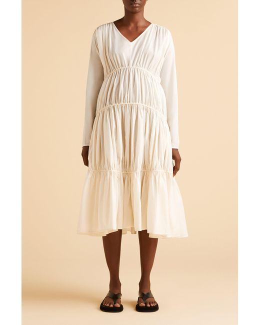Merlette White Ophelia Dress?variant=39318911058022