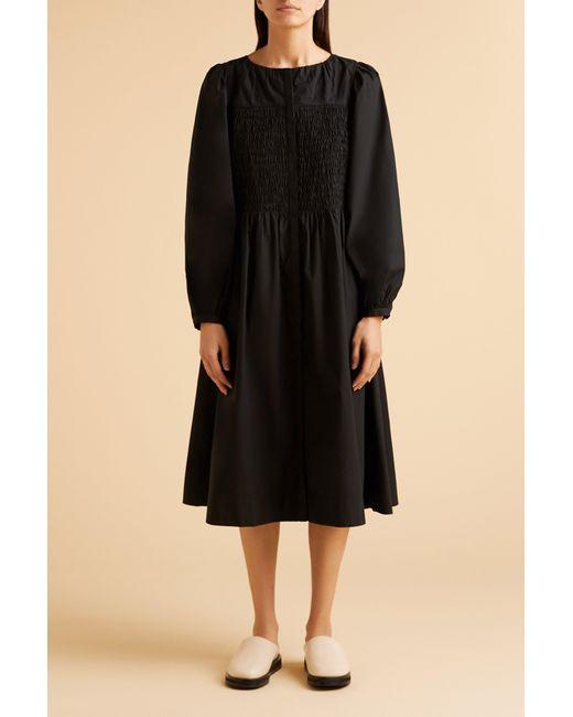 Merlette Black Leyland Dress?variant=39314850447462