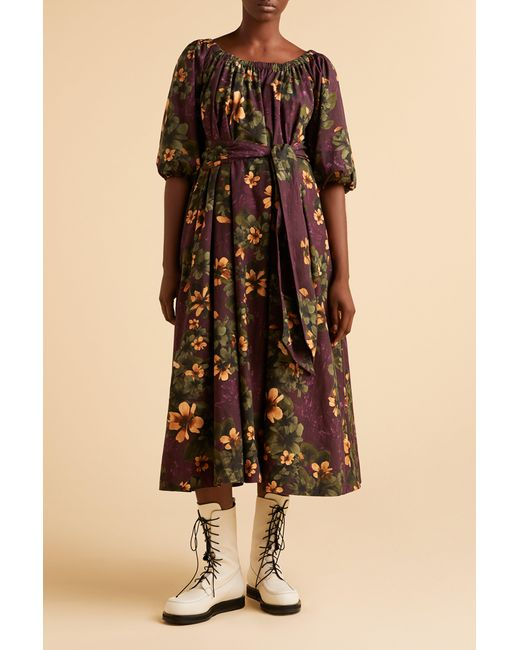 Merlette Multicolor Medea Dress