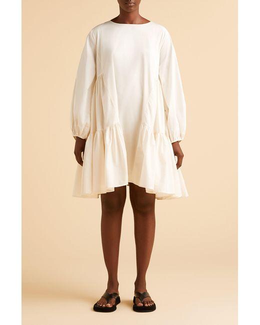 Merlette White Byward Ivory