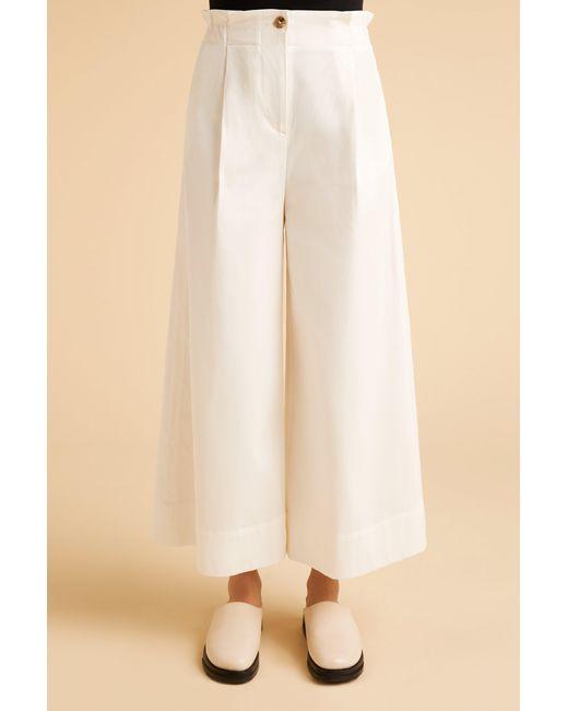 Merlette White Sargent Pant?variant=39313415700582