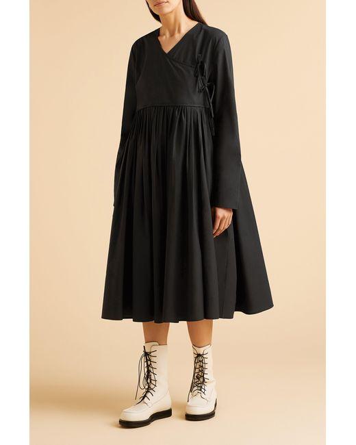 Merlette Black Collier Dress?variant=39318909812838