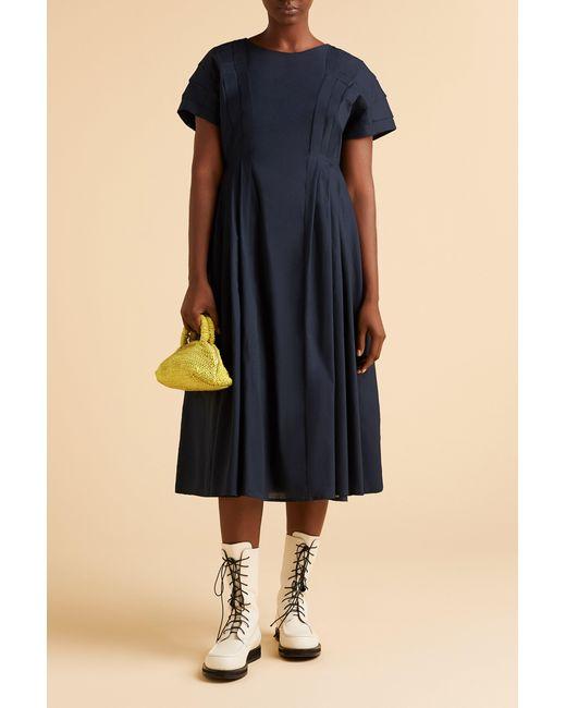 Merlette Blue Millais Dress