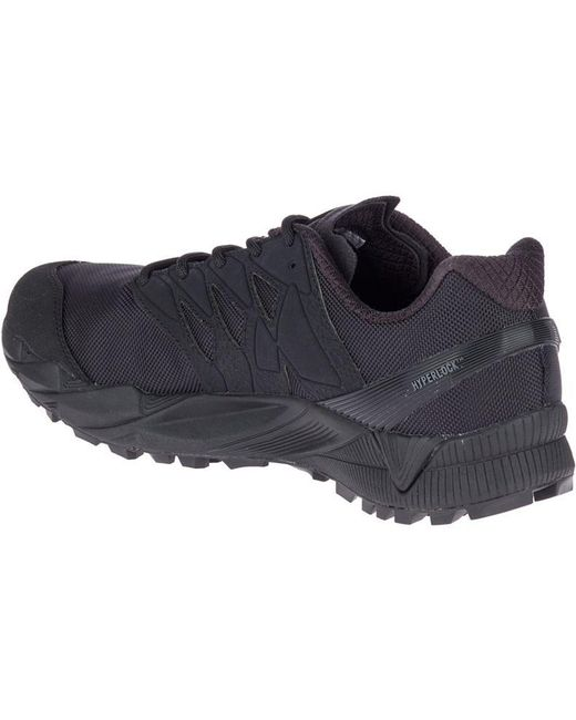 d3cbacf09eb Men's Black Agility Peak Tactical Shoe