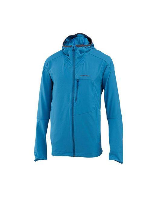 Merrell Blue Stapleton Softshell Jacket for men