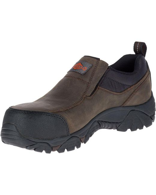 3d276464025 Men's Brown Moab Rover Hiking Shoes