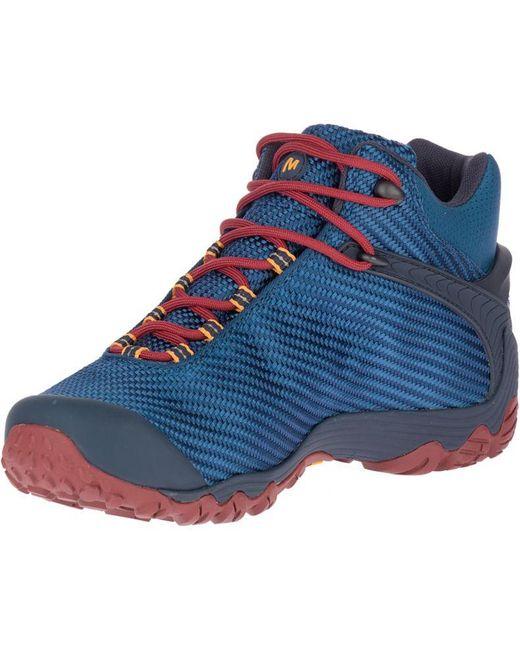 save off watch 50% price Men's Blue Chameleon 7 Storm Mid Gore -tex®
