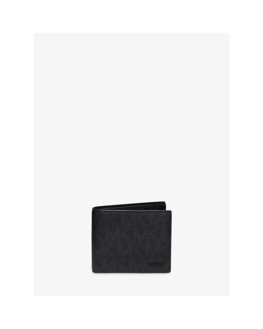 Michael Kors | Black Jet Set Id Billfold Wallet for Men | Lyst