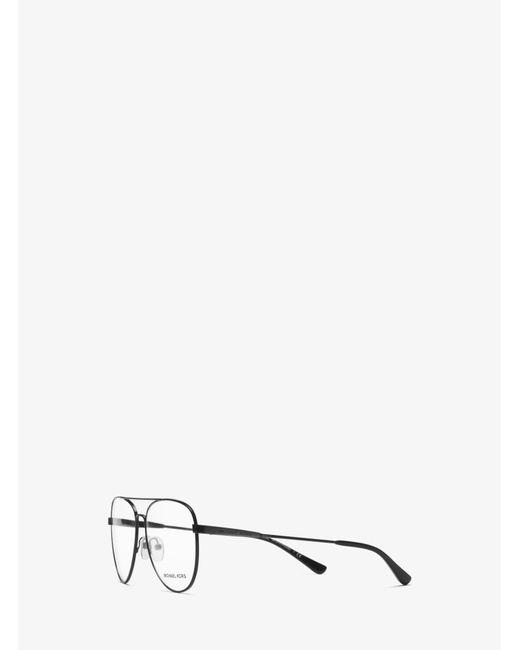 Michael Kors Black Procida Eyeglasses