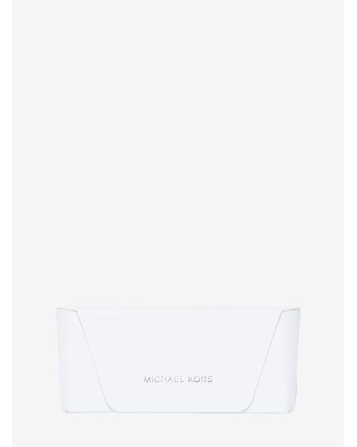 Michael Kors   Metallic Hvar Sunglasses   Lyst