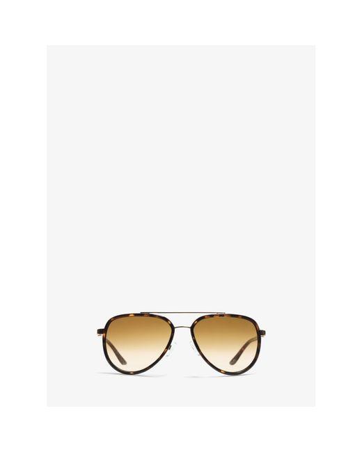Michael Kors | Brown Playa Norte Sunglasses | Lyst