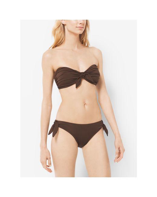 Micheal korrs bikini brown