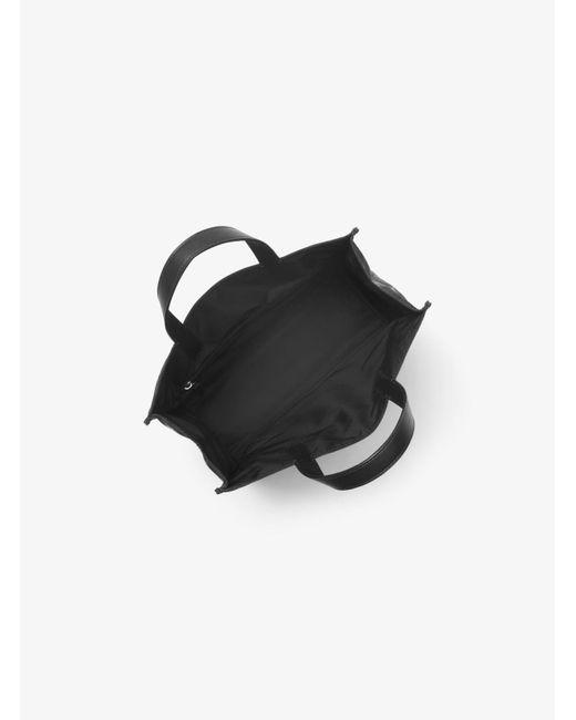 Michael Kors | Black Kent Reversible Startooth Nylon Tote for Men | Lyst