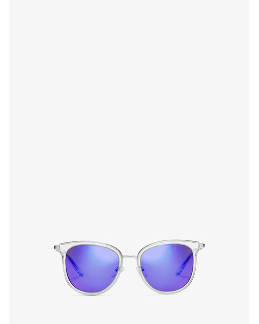 Michael Kors - Blue Kendall I Sunglasses - Lyst