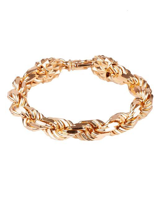 Emanuele Bicocchi Metallic Bracelet for men
