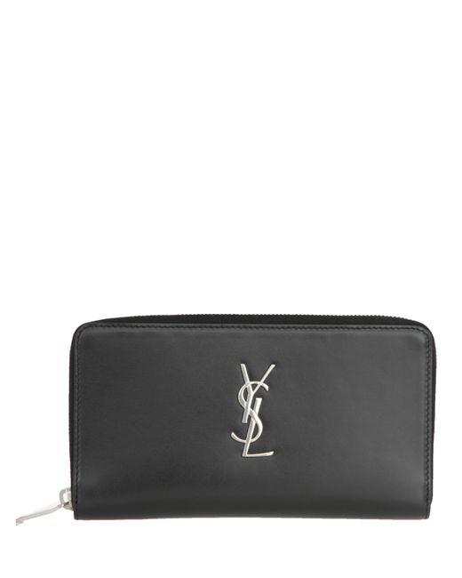 Saint Laurent Black Wallet for men