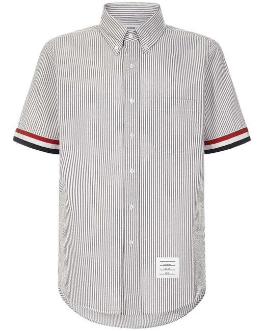 Thom Browne Gray Shirt for men