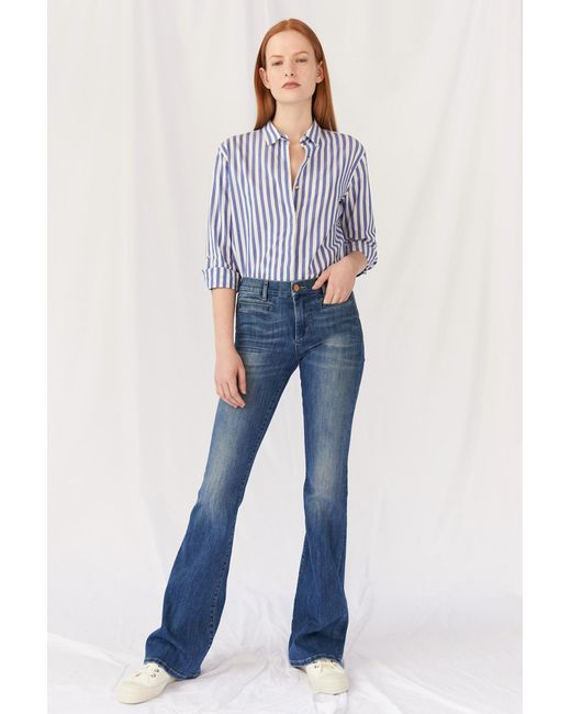MiH Jeans - Blue Marrakesh Jean - Lyst