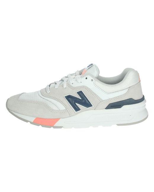 New Balance Cw997hvp Sneakers in het Gray