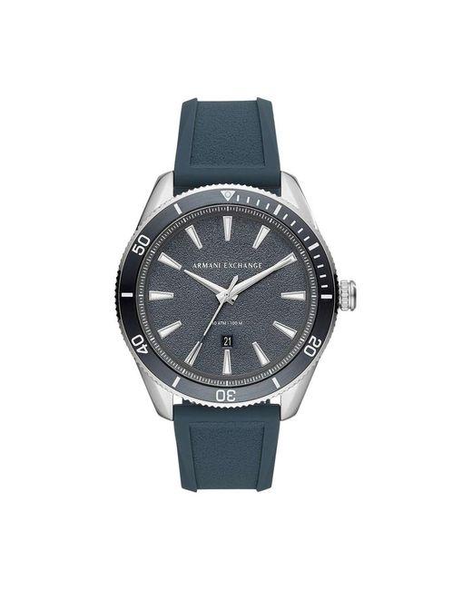 Armani Exchange Watch Ax1835 in het Black voor heren