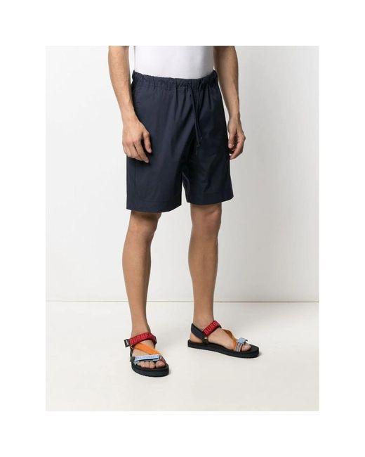 Shorts Azul Paul Smith de hombre de color Blue