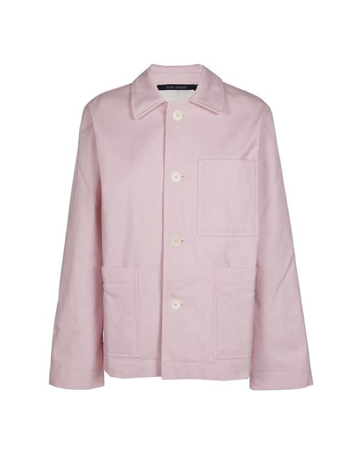 Sofie D'Hoore Pink Jacket