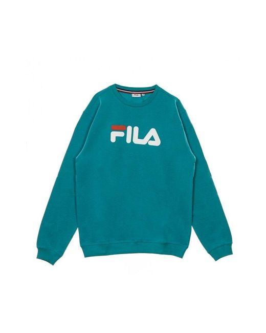 Fila Sweatshirt 681091 in het Blue voor heren