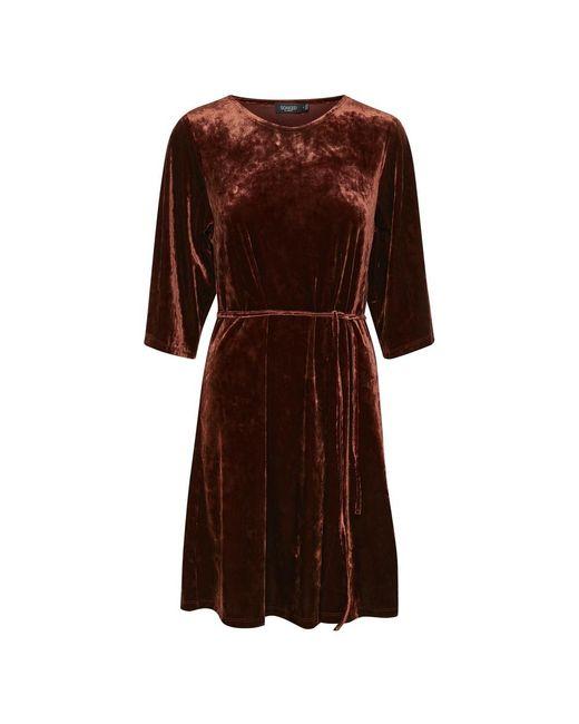 Soaked In Luxury Dress in het Red