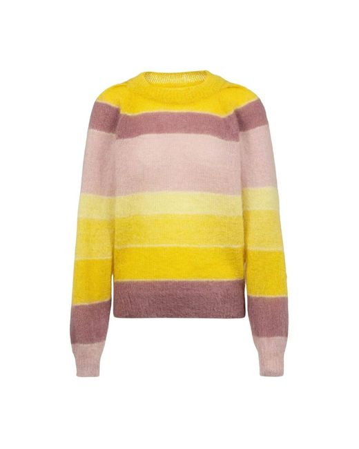 Étoile Isabel Marant Sweater in het Yellow
