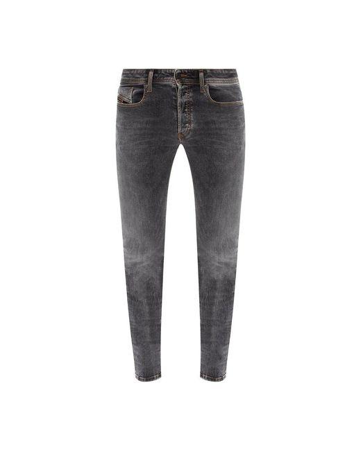 DIESEL 'sleenker-x' Jeans in het Blue voor heren